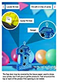 """Boys First Birthday Pinata, 20"""" Blue Number One"""