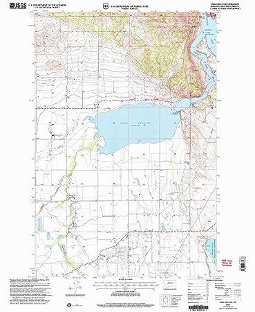 Amazon.com : YellowMaps Lake Helena MT topo map, 1:24000 Scale, 7.5 ...