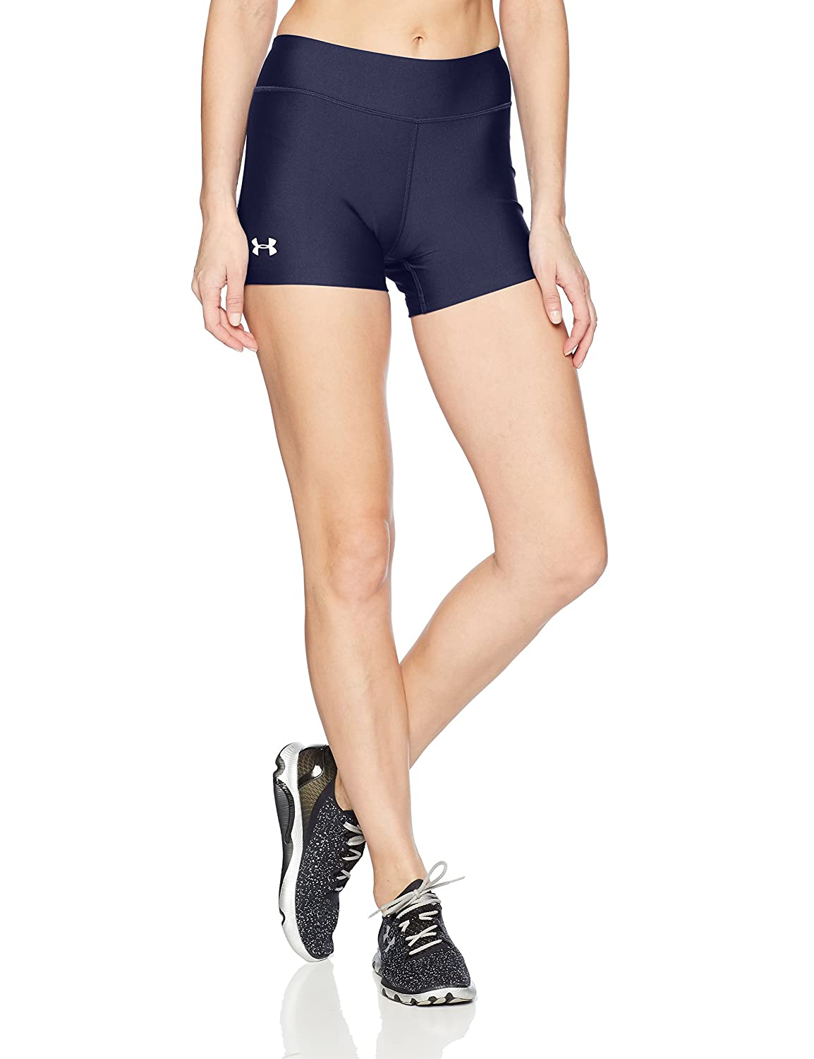 Under Armour Womens On The Court 4 Shorts