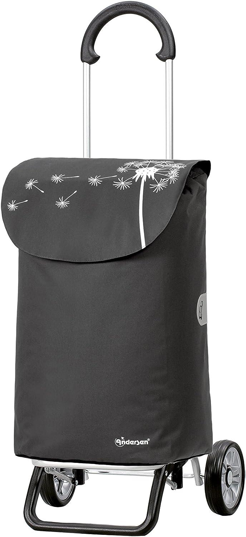 Andersen Shopper Scala Plus und 36 Liter Tasche Bea grau