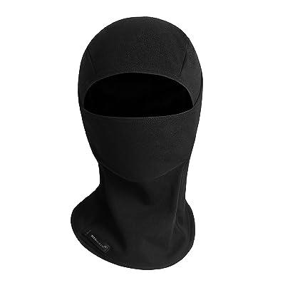 Zerdocean Winter Fleece Thermal Full Face Motorcycle Ski Balaclava Mask