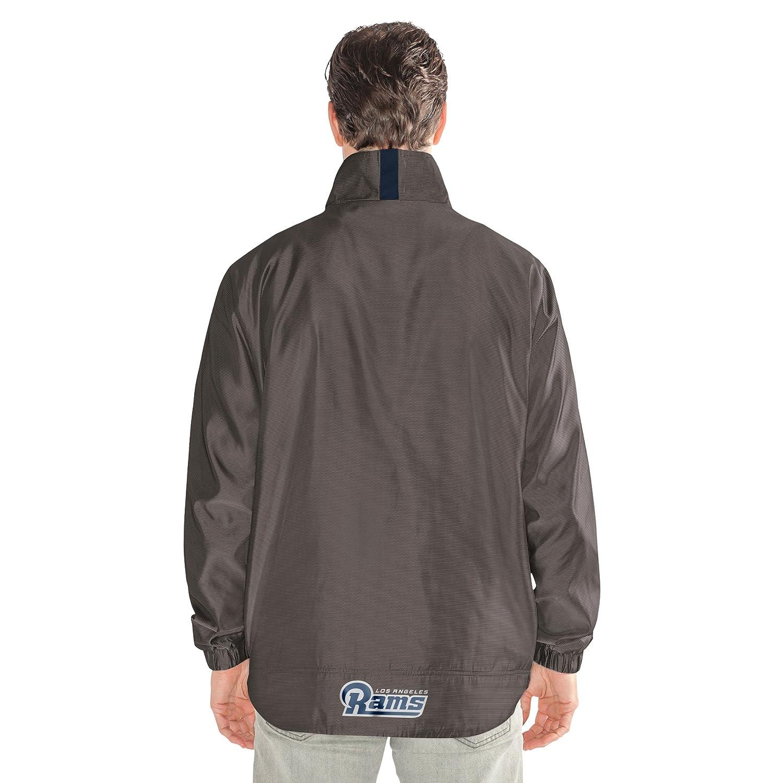 Medium G-III Mens The Executive Full Zip Jacket Charcoal Gray