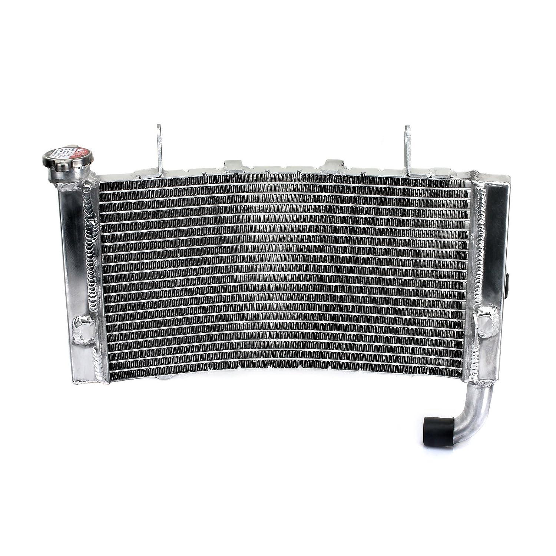 TARAZON Aluminum Core Radiator Engine Water Cooling for Ducati 749 999 2003 2004 2005 2006