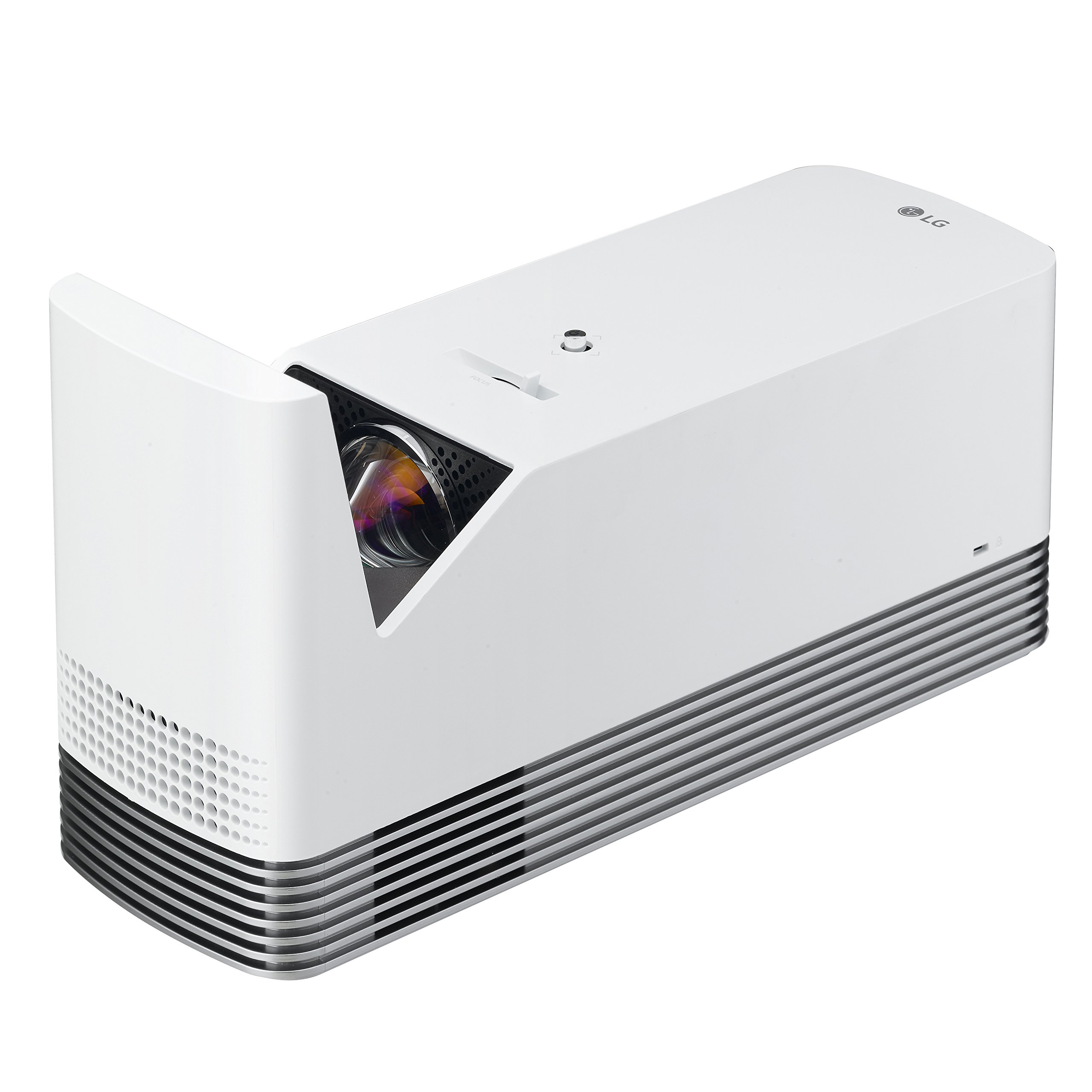 LG HF85JA Ultra Short Throw Laser Smart Home Theater Projector (2017 Model - Class 1 Laser Product)