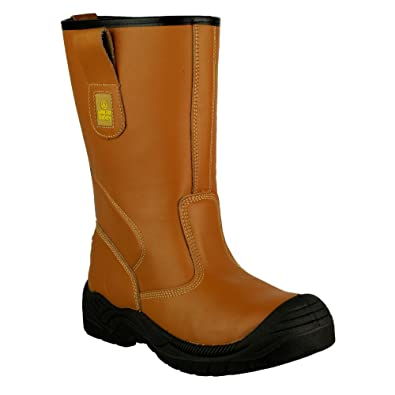 17e1488e136 Amblers Safety FS142 Safety Rigger Boot/Mens Boots