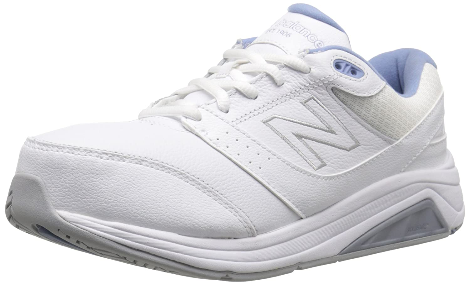 New Balance Women's 928v2 Walking Shoe B00Z7KCCX6 13 2E US|White/Blue