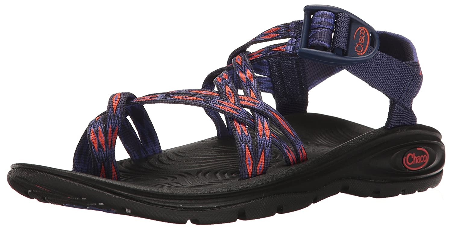 Chaco Women's Zvolv X2 Athletic Sandal B01H4XF6WC 5 M US|Volcanic Blue