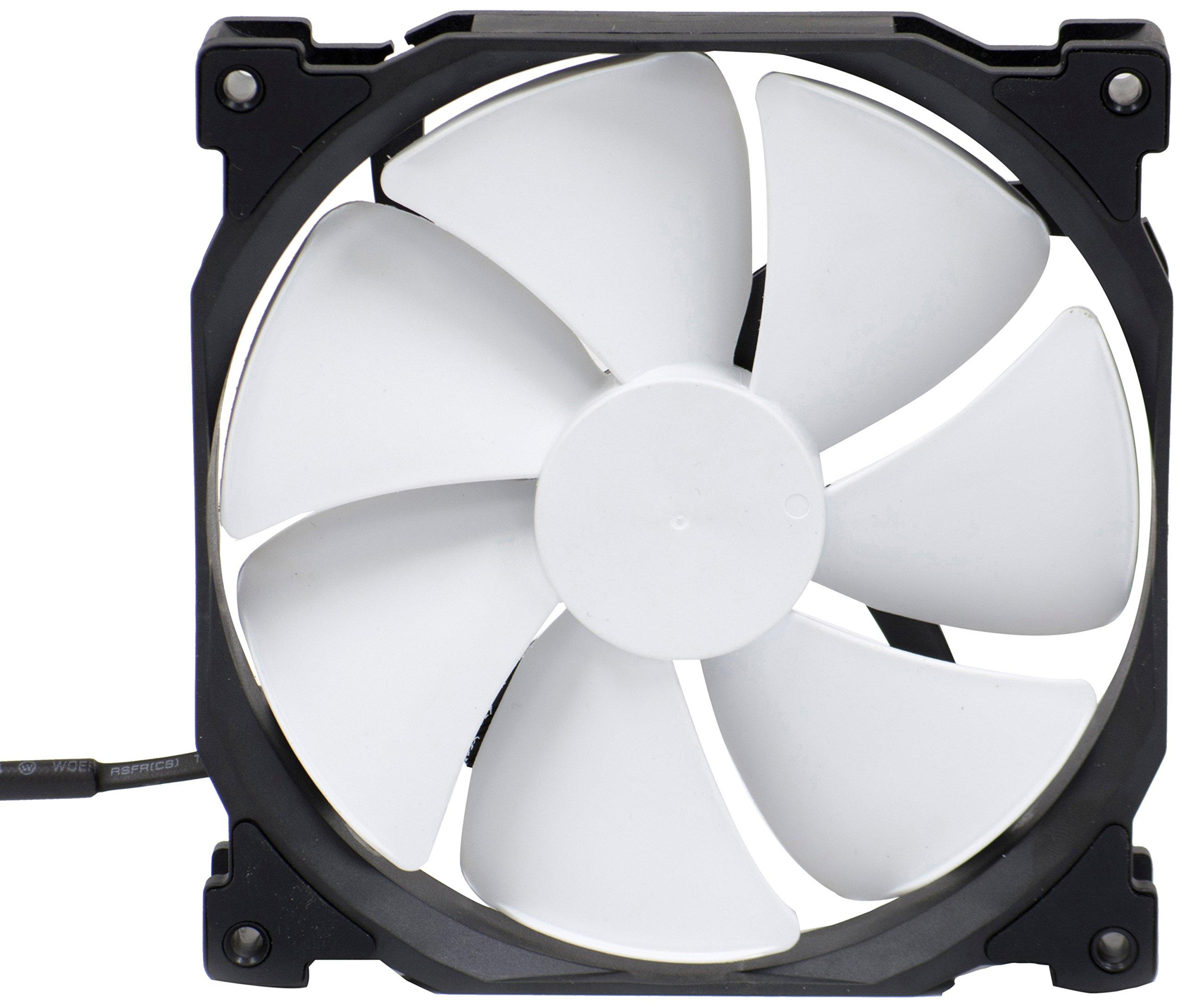 Phanteks 140mm, PWM, High Static Pressure Radiator Retail Cooling Fan PH-F140MP_BK_PWM