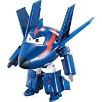 Super Wings - Transforming Vehicle | Series 2 | Agent Chace | Plane | Bot | 5 Inch Figure