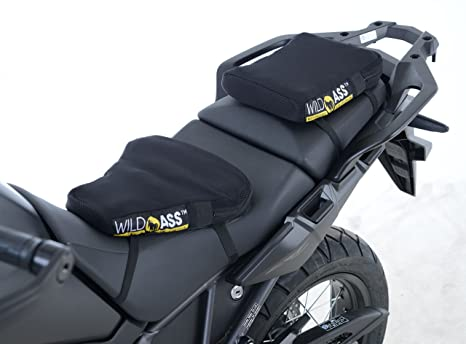 Wild Ass By R And G Sport Lite Air Cushion Motorcycle Seat Seat Cover