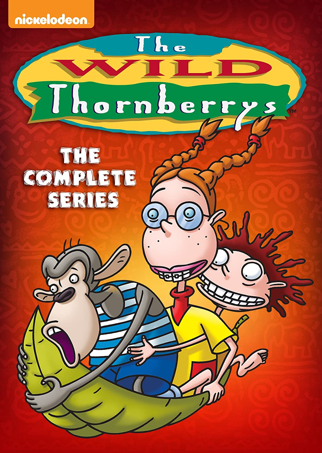 The Wild Thornberrys: The Complete Series Jodi Carlyle Lacey Chabert Tim Curry Carol Millican