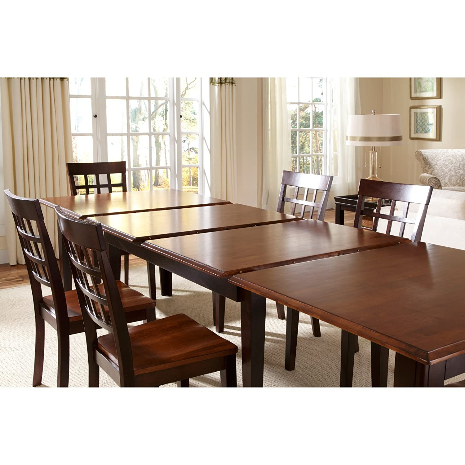 "Amazon A America Bristol Point 132"" Rectangular Dining Table"