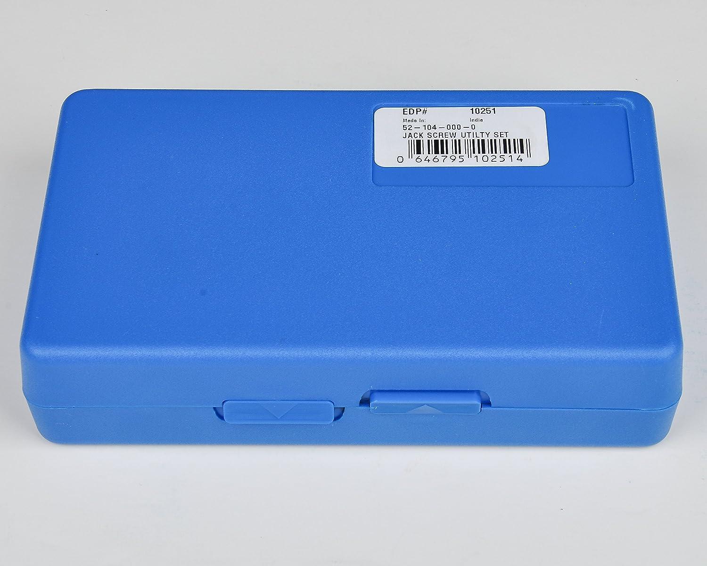 B0006J3LH4 Fowler 52-104-000 Screw Jack Set, 1000lbs Capacity 81HKMH-sJbL