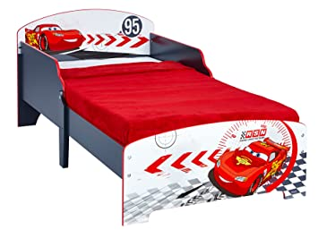 Disney Cars Toddler Bed by HelloHomeDisney Cars Toddler Bed by HelloHome  Amazon co uk  Kitchen   Home. Disney Cars Toddler Bedding Set Uk. Home Design Ideas