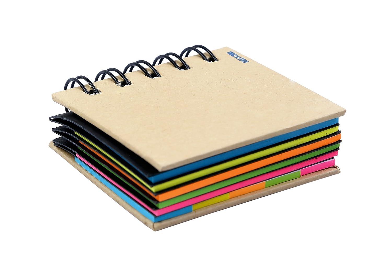 Spiral Sticky Note Pad