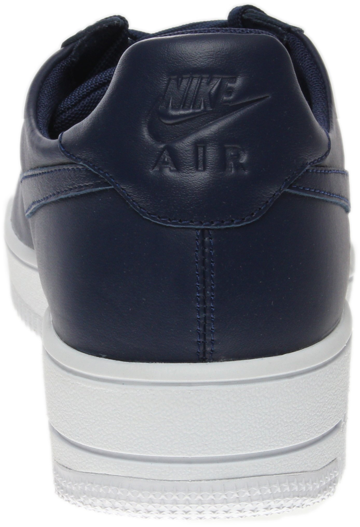 Nike Air Force 1 Ultraforce Leer 845052-402 Binair Blauw / Wit / Binair Blauw (9,5)