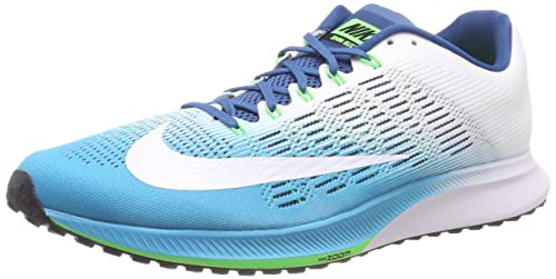 newest 6e917 89876 Nike Air Zoom Elite 9, Zapatillas de Running para Hombre: Amazon.es: Zapatos  y complementos
