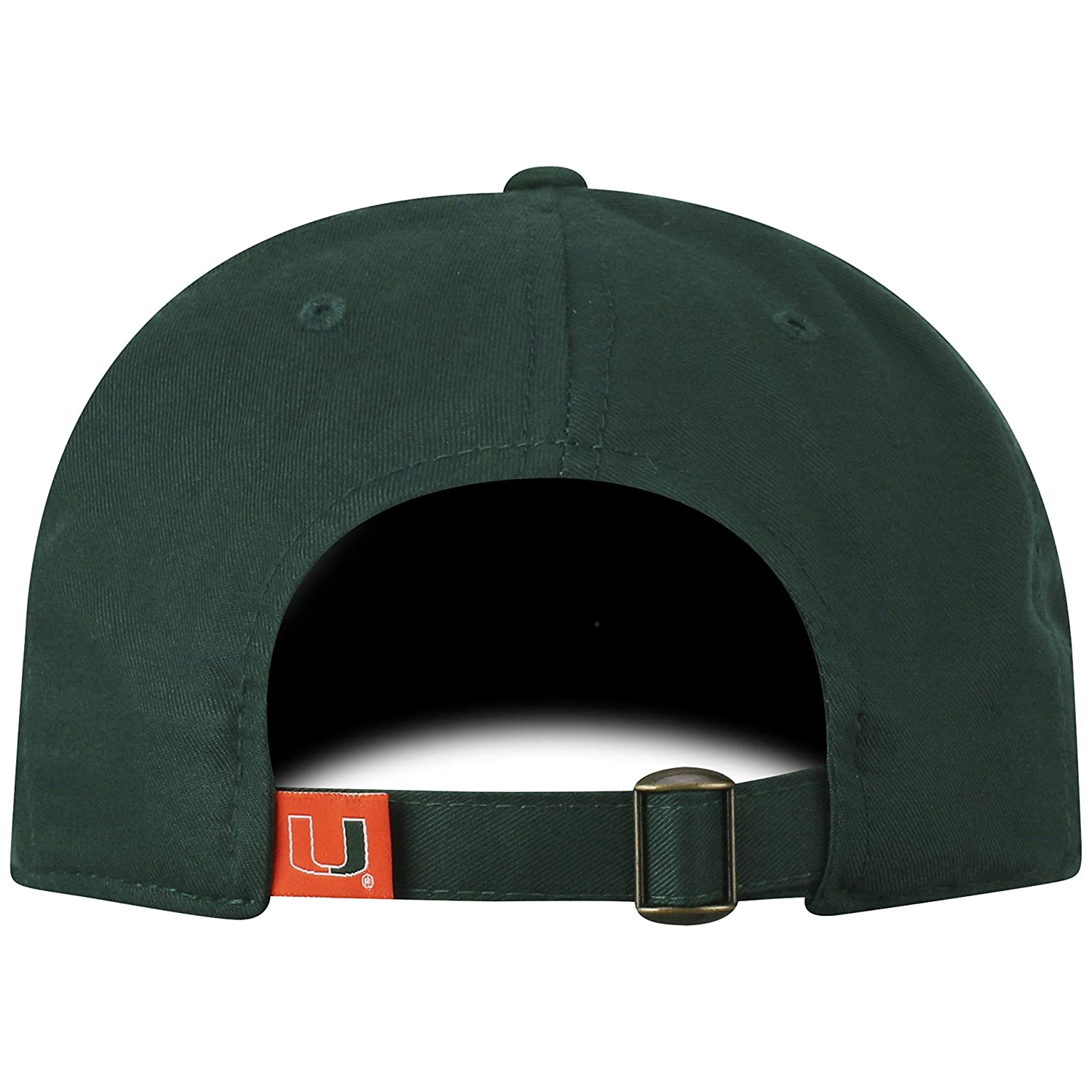 1925 Staple 4 Hat Cap 745459 Top of the World Miami Hurricanes Official NCAA Adjustable Green EST