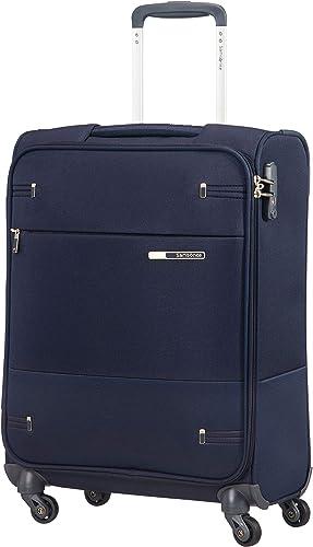 SAMSONITE Base Boost – Spinner 55 20 Hand Luggage, 55 cm, 39 liters, Blue Navy Blue