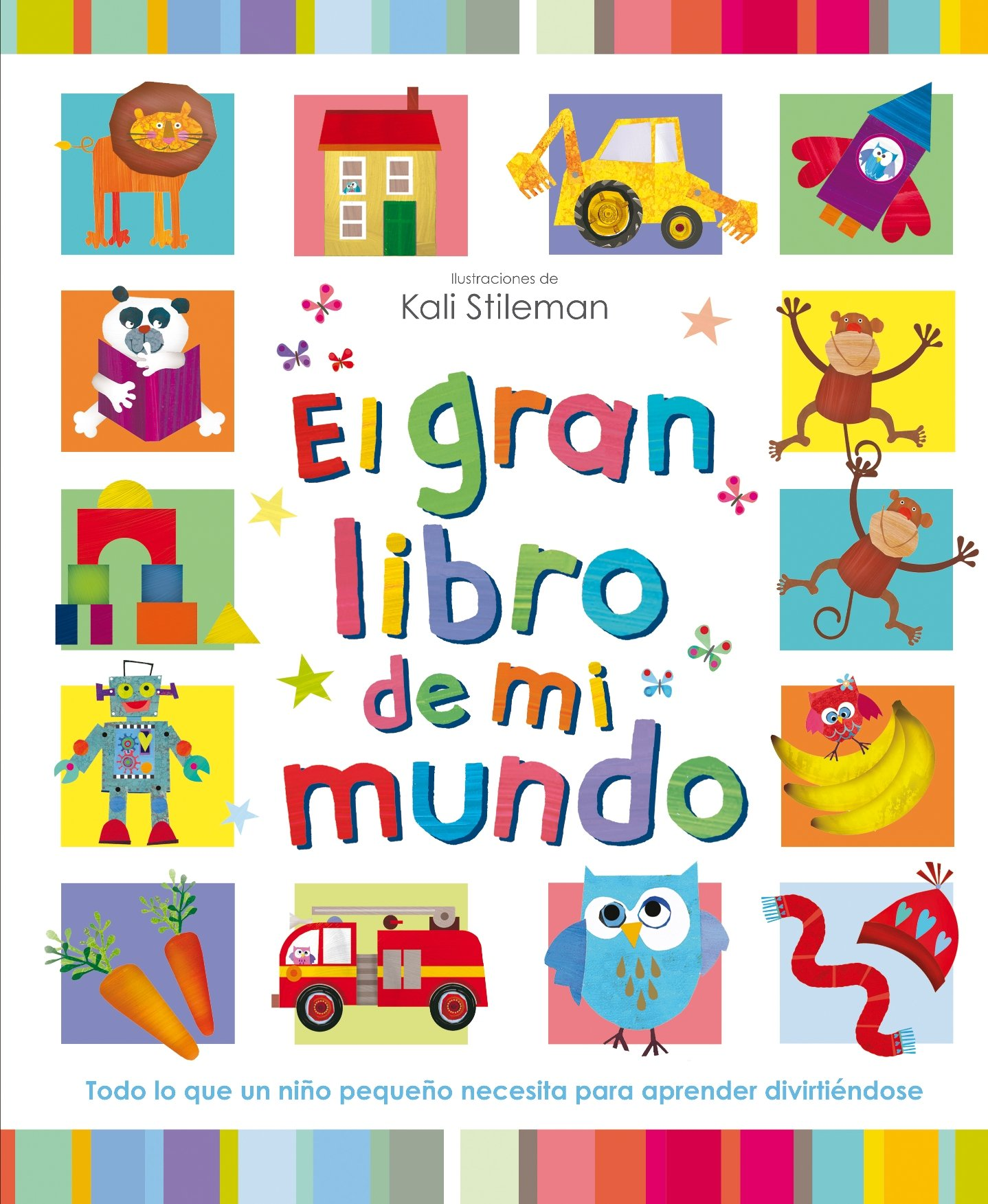 Download El gran libro de mi mundo / Big Book of My World (Spanish Edition) ebook