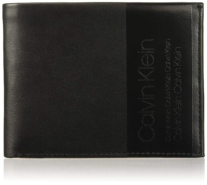 l'atteggiamento migliore 8e8fd a37b0 Calvin Klein Portafoglio Uomo Jeans K50K504451 Primavera/Estate