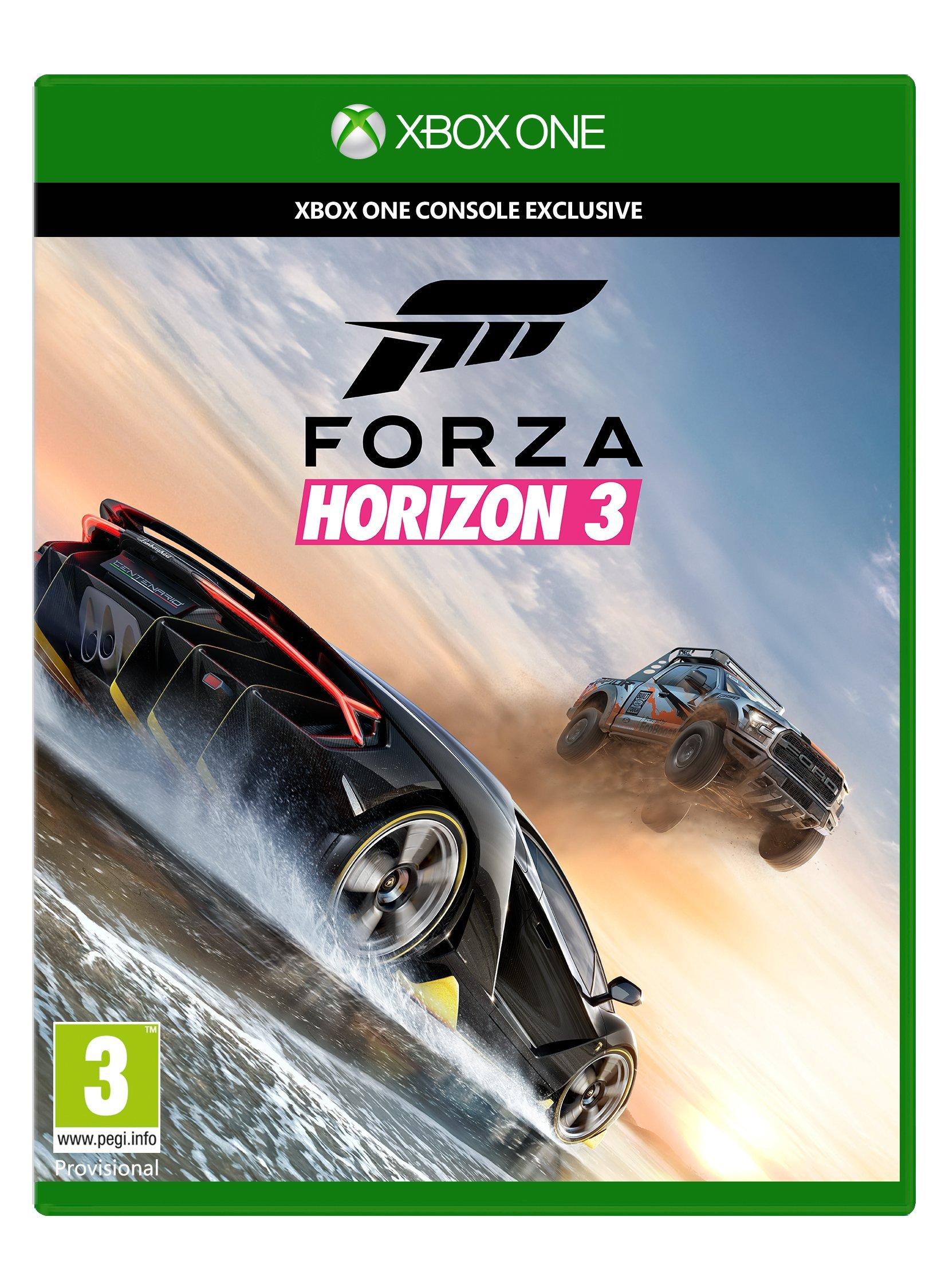 Forza Horizon 3 (Xbox One) product image