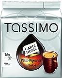TASSIMO Carte Noirepetit Déjeuner Intense 16 Disc - Lot de 5 (80 Disc)