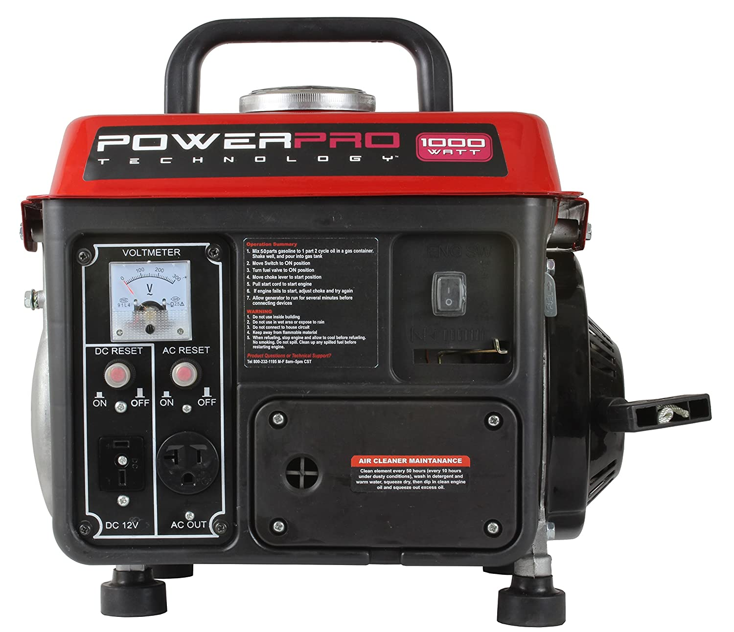 Amazon PowerPro 900 Running Watts 1000 Starting Watts