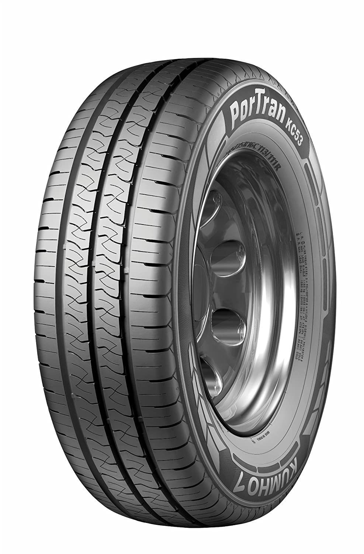 Kumho Portran KC53  - 185/80/R14 102R - C/C/72 - Transportreifen Kumho tires