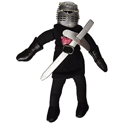 Toy Vault Mini Black Knight Plush: Toys & Games