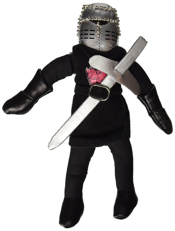 Toy Vault TYV15030 Monty Python Mini Black Knight Plush Toy Toy Vault Inc. 15030TOY