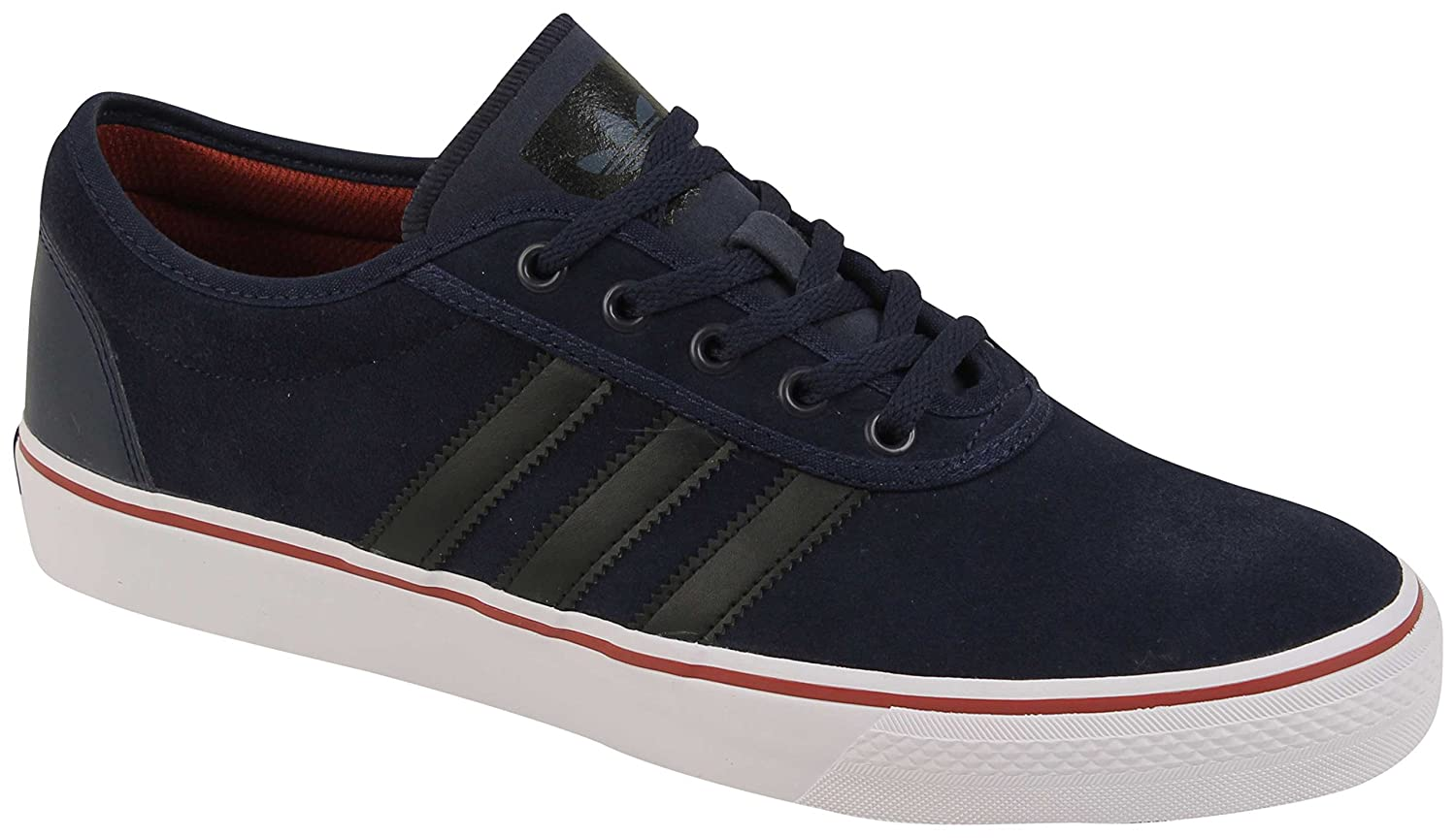 Adidas Men's Adi-Ease Lace up Sneaker B01M1GJVEL 5.5 B(M) US Women / 4.5 D(M) US Men|Collegiate Navy/Core Black/Footwear White