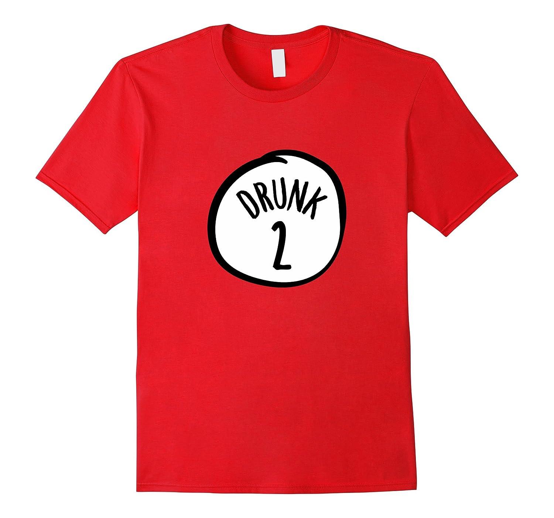 Drunk 2 | Funny Group Halloween Costume Unisex T-shirt-ANZ  sc 1 st  Anztshirt & Drunk 2 | Funny Group Halloween Costume Unisex T-shirt-ANZ - Anztshirt