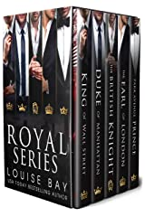 Royals Series: King of Wall Street, Duke of Manhattan, The British Knight, The Earl of London, Park Avenue Prince Kindle Edition