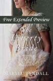 The Liberty Bride (Free Preview): Daughters of the Mayflower - book 6
