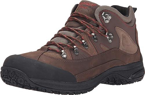 dunham men's cloud mid-cut waterproof boots