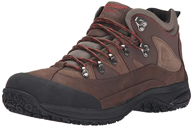 51c9c03d2ee Dunham Men's Cloud Mid-Cut Waterproof Boot