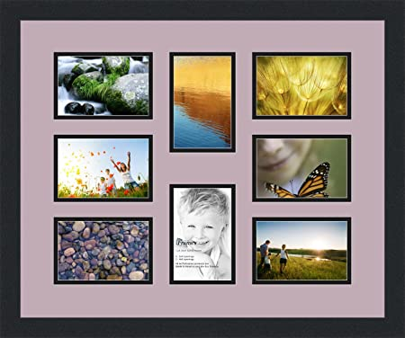 Art to Frames Double-Multimat-427-805/89-FRBW26079 Collage Photo ...