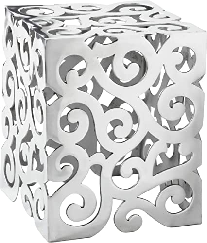 Modern Day Accents Paisley Stool