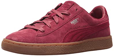purchase cheap ff2d2 03d92 PUMA Basket Classic Weatherproof Kids Sneaker