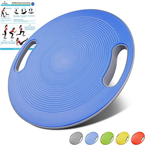 arteesol Balance Board, Therapy Spinning top Physiotherapy Wobble Board Balance Board, Suitable for Training Balance, Coordination and Strength, Physiotherapy and Rehabilitation