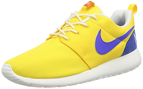 nike roshe one amarillo