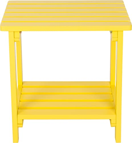 Shine Company Inc. 4104LY Rectangular Side Table