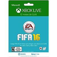 Membresía Xbox Live 12 Meses Gold + 30 días de EA Access - Xbox One Standard Edition