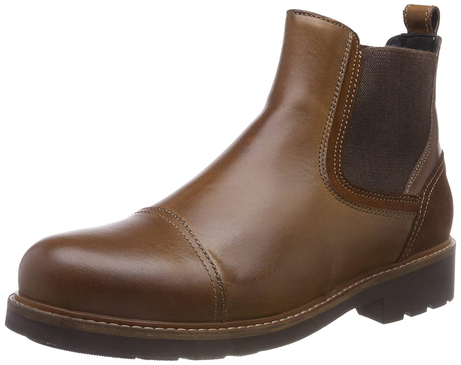 Tommy Hilfiger Active Leather Chelsea Boot, Botas Hombre