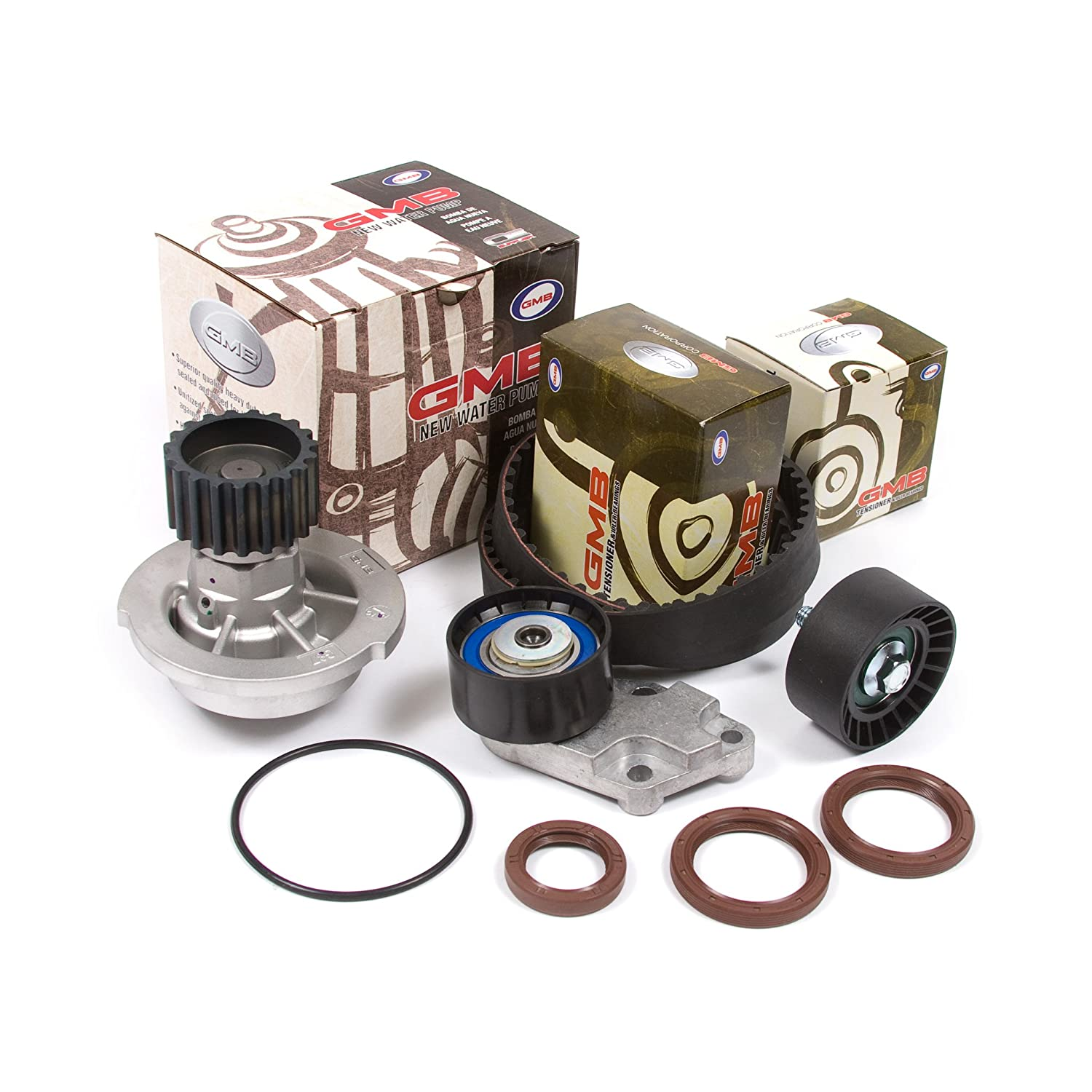 Amazon.com: Fits 04-08 Chevrolet Daewoo 1.6 DOHC 16V Timing Belt Kit GMB Water Pump: Automotive