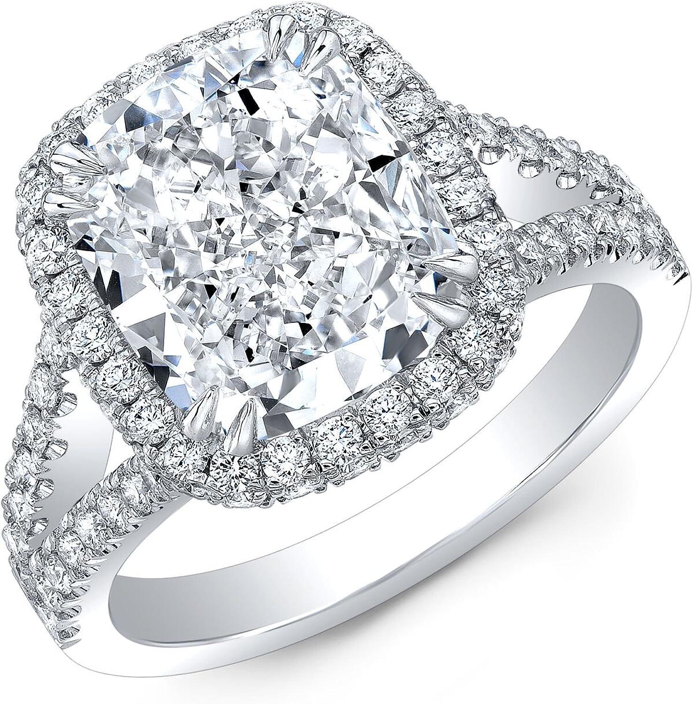 Best Price Diamonds 1.42 CT Engagement Ring Jewelry Diamonds MM0293 Fancy Color Cushion Shape Minimal Diamonds 10 PCS 3.2 To 2.7 MM