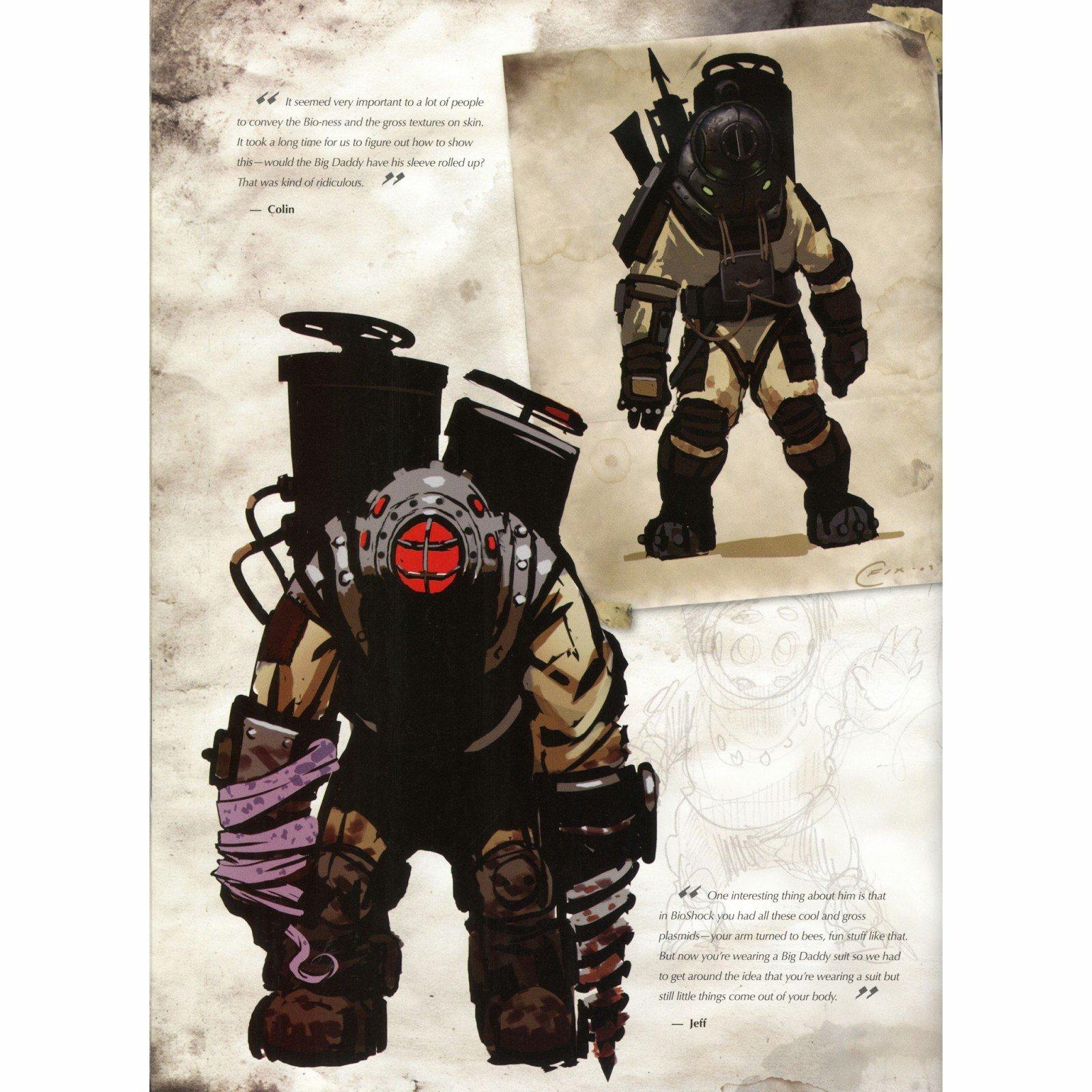 Deco Devolution The Art Of Bioshock 2 Amazon Co Uk