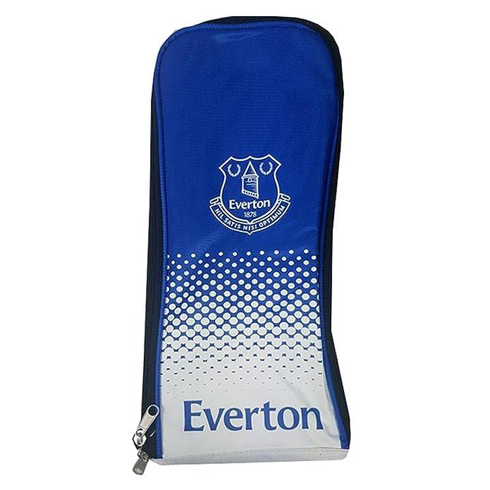 Amazon.com: Everton F.C. – Fade Fútbol/Fútbol Crest Zapato ...
