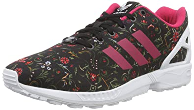 Adidas Flux Blumenmuster